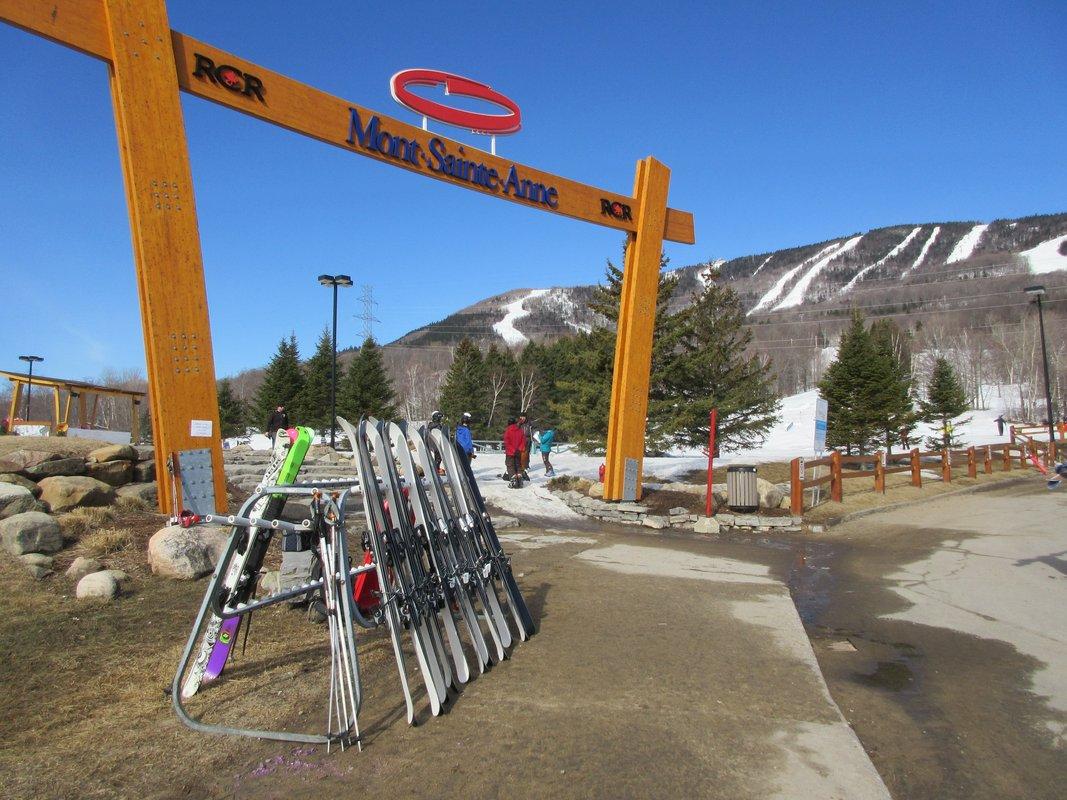 Ski à Tester