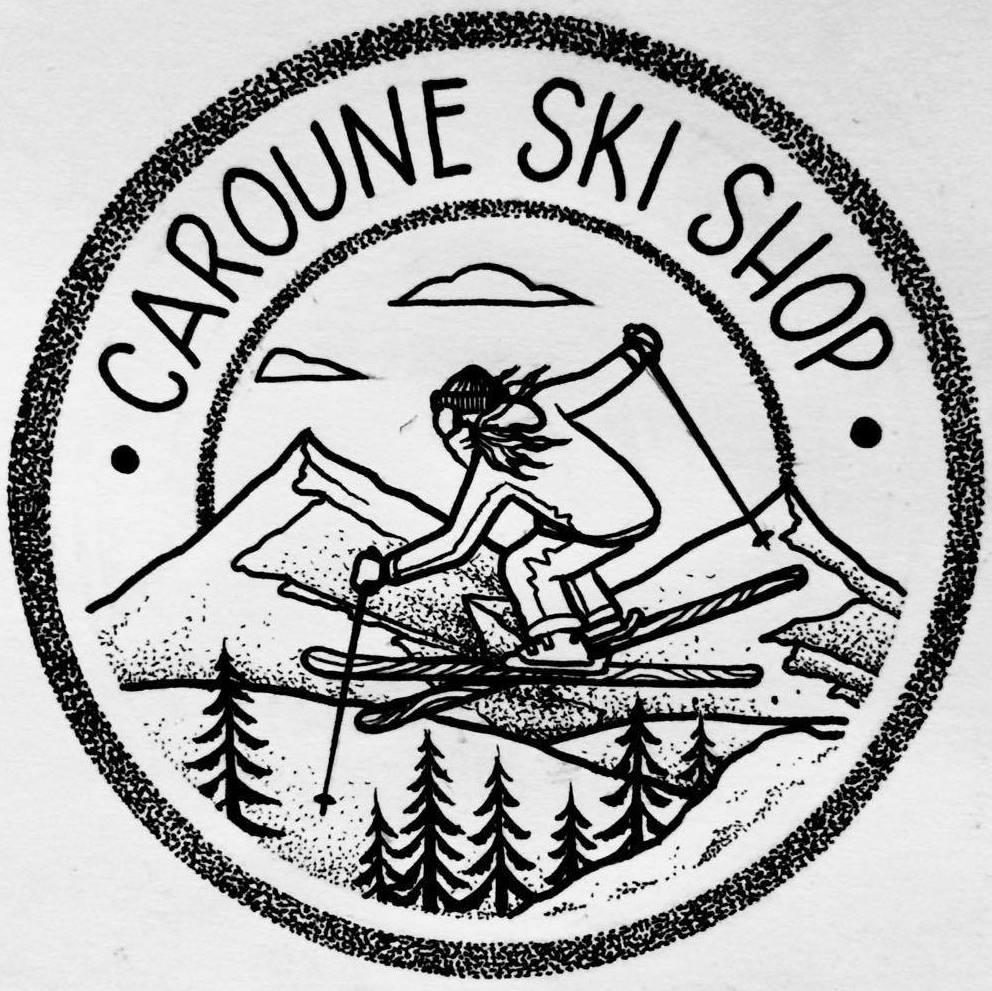 Logo Caroune Ski Shop